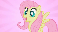 Fluttershy excited S02E07