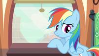 "Rainbow Dash ""dead end"" S2E14"