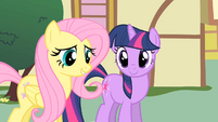 """Fluttershy """"I shouldn't have jumped to conclusions"""" S01E22"""