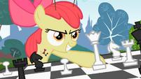 Apple Bloom checkmate S2E6