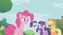 Pinkie Pie, what have you done S01E10