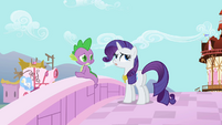 Rarity it was you S2E10