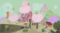 When pigs fly S2E02