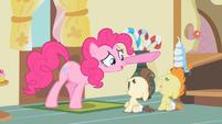 Pinkie Pie look, look! S2E13