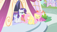 Fluttershy spend an afternoon S1E20
