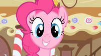 Pinkie Pie a month old S2E13