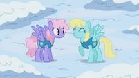 Rainbowshine and Sassaflash S1E11