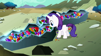Rock opens to gems S1E23