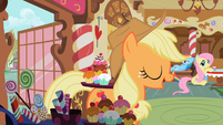Applejack and Fluttershy S2E8