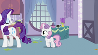 Rarity Goes to Make Breakfast S2E5