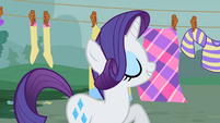 "Rarity ""I must create"" S2E05"