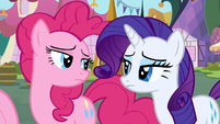 Rarity & Pinkie Pie really S2E19