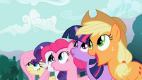 Ponies excited5 S02E07