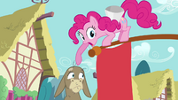 Pinkie Pie Really Really Bald S02E18