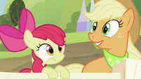 Applejack 'It's almost' S2E05