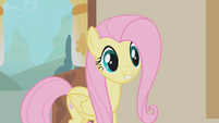 Fluttershy squee S1E10