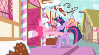 Twilight getting pulled in S2E13