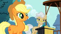 Applejack Mayor 2 S2E14