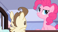 Pinkie Pie on occasion S2E13