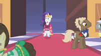 Rarity excited S01E26