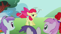 Apple Bloom 'you're ready' S2E06