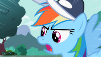 """Rainbow Dash """"Step up your game!"""" S2E07"""