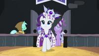 Princess Platinum entering S2E11
