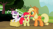 Sweetie Belle 'Not sisters like Rarity' S2E05