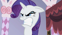 Rarity grinds her teeth S2E05