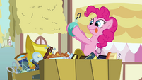 Pinkie Pie Playing With Crankys Stuff 1 S02E18