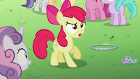 Apple Bloom 'No they're not' S2E06