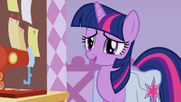 Twilight 'that's really sweet of you to offer' S1E14