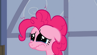 Pinkie Pie about to cry S2E13
