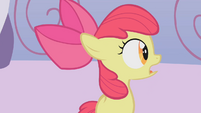 Apple Bloom looking for Applejack S1E09