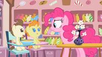 Pinkie Pie being serious S2E13