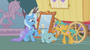 Trixie not pleased S1E6
