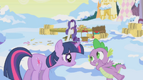 """Spike whispering """"I think we lost her"""" S1E11"""