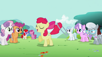 """Apple Bloom """"Now, time for advanced moves!"""" S2E6"""