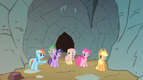 Rainbow Dash be in there S1E19