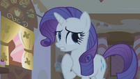 "Rarity ""she lurks by the stores"" S1E09"