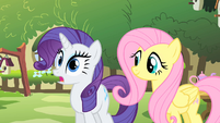 """Rarity """"how did you do that?"""" S01E17"""