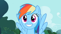 Rainbow Dash 'just one way' S2E07