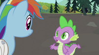 Spike 'What's the matter' S2E07