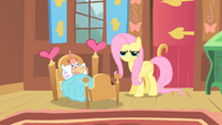 Fluttershy is frustrated S1E22