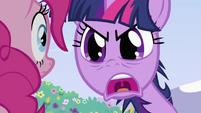 """Twilight Sparkle """"Depends on it"""" S2E03"""