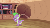"""Spike """"This won't end well"""" S2E03"""