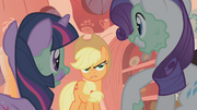 "Applejack ""now wait just a goldarn minute"" S01E08"