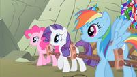 Rainbow Dash I can't believe S1E19