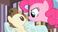 Pinkie Pie delivering final word S2E13