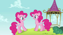 Pinkie Pie helping herself 3 S2E18